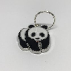 maskemarkør formet som panda